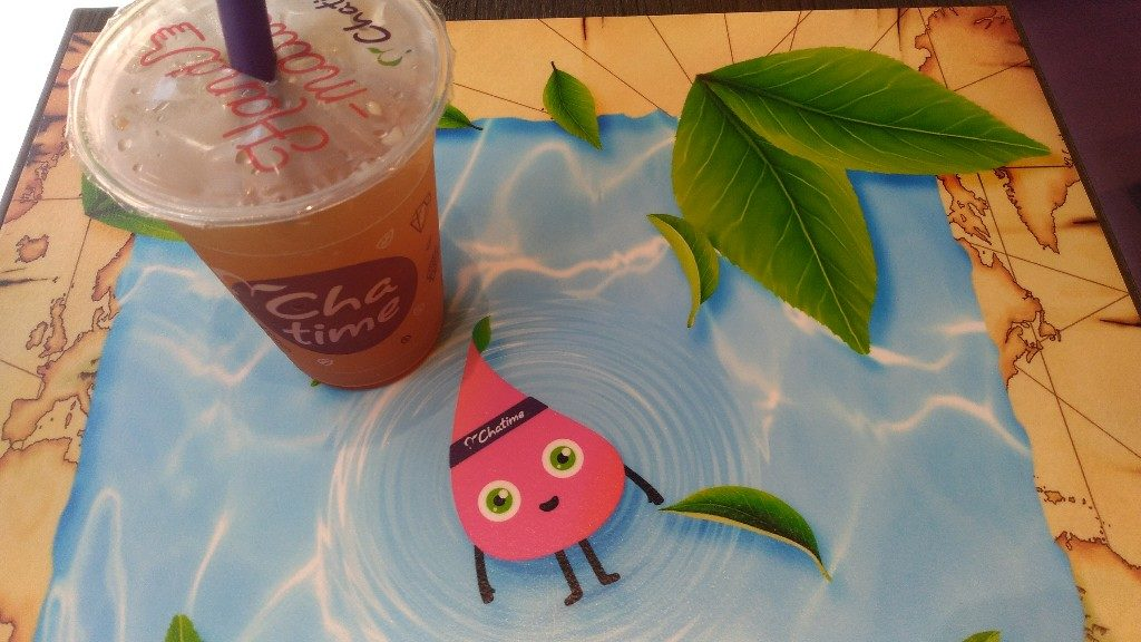 Chatime-table