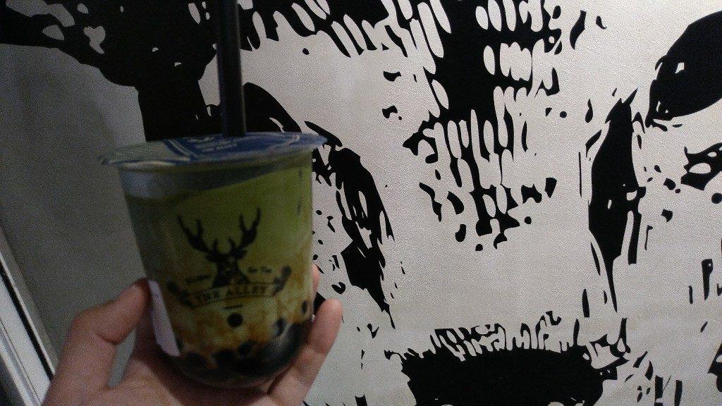 黒糖抹茶-ジアレイ