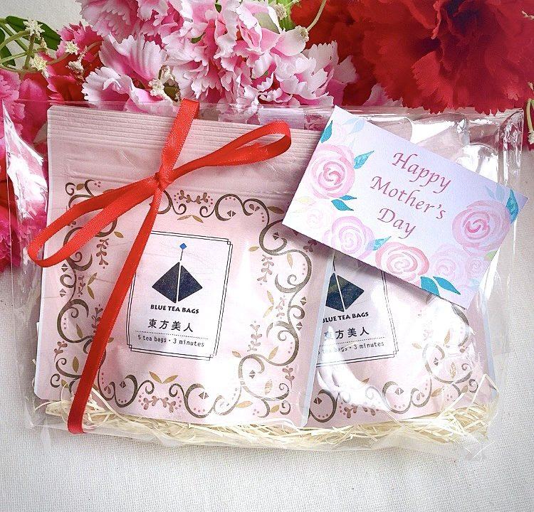 母の日台湾茶セット